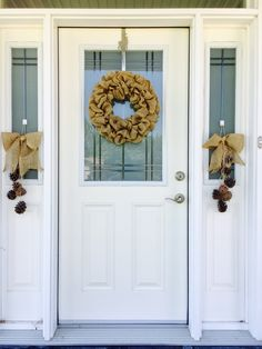 A personal favorite from my Etsy shop https://www.etsy.com/ca/listing/522980611/natural-wreath-farmhouse-wreath-rustic