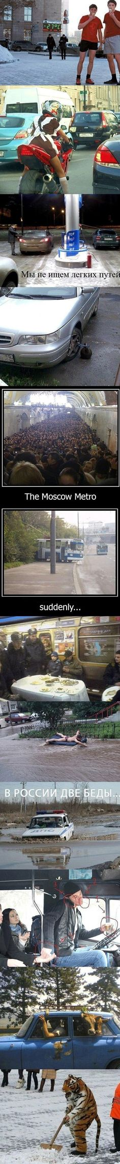 Funny Pictures - Only in Russia - www.funny-pictures-blog.com