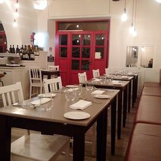 Restaurants and bars: Palatino Bistrot [district: Salario}