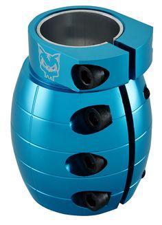 Team Dogz SCS Oversized Grenade Clamap - Blue