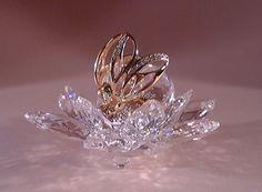 Swarovski SWAROVSKI IN FLIGHT BEE GOLD - USA 7553NR100   Swarovski Crystal