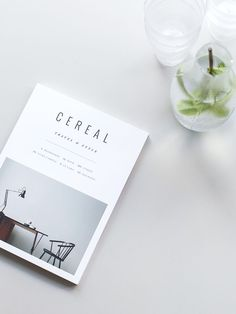 Give the gift of wanderlust this season with CEREAL magazine