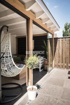 Pergola In Front Of House Referral: 7452505529 Outdoor Kitchen Design, Backyard Design, Garden Room, Exterior, Backyard Seating Area, Outside Living, Outdoor Decor, House Exterior, Patio Design