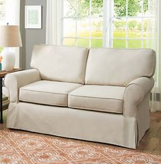 Better Homes And Gardens Slip Cover Pala Loveseat #sweepstakes