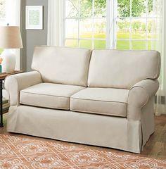 Better Homes And Gardens Slip Cover Pala Loveseat Dream Rooms