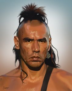 """Wes Studi, in the exciting adventurous, """"Last of the Mohicans"""" & the toughest Pawnee in """"Dances with Wolves"""". Native American Actors, Native American Warrior, Native American Pictures, Native American History, Native American Indians, Native Americans, Native Indian, Native Art, Style Tribal"""