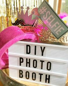 Trendy Birthday Party Ideas For Girls Photo Booths Ideas 30th Party, 13th Birthday Parties, Birthday Bash, Girl Birthday, 21st Birthday Ideas For Girls Turning 21, Slumber Party Ideas, 14th Birthday Party Ideas, 18th Party Ideas, Diy 60th Birthday Decorations