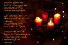 adventgedichte /sprueche | ... schönes Weihnachtsgedicht, Adventsgedicht , Gedicht zu Weihnachten