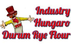 PASTA INDUSTRY HUNGARY DURUM RYE FLOUR: Specifically milled for industrial use, it has high fibre, mineral and vitamin content, reduced carbohydrate content - flour with excellent quality, which we offer in different sacked, trucked or loose form as well. Rye Grain, Graham Flour, Types Of Flour, Rye Flour, Grains, Content, High Fibre, Mineral, Fiber