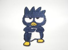 BADTZ MARU Embroidered Patch Iron On Sew Applique by LoveLaly