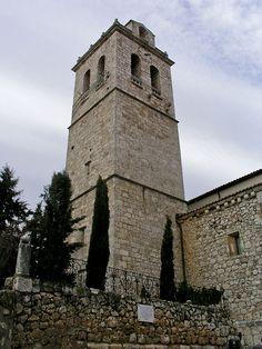 Guadalajara Torijas Church tower