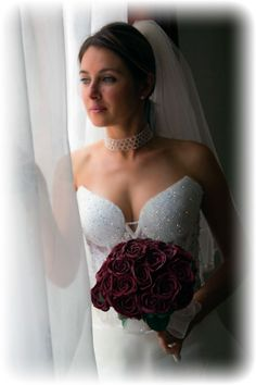 Bride is waiting for the groom