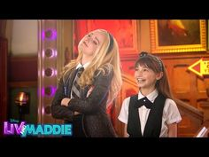 Power of Two Music Video | Liv and Maddie | Disney Channel - YouTube