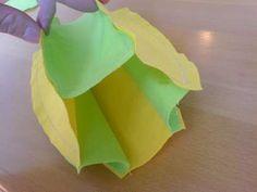 Anleitung und Schnittmuster für eine Luftballonhülle für Nähanfänger