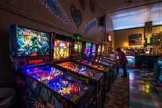 quarterworld arcade in portland, oregon