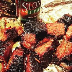 BBQ: Burnt Ends!