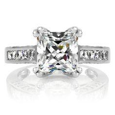 13 Carat Princess Cut Engagement Ring Price 7