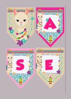 Alpacas, Banner Doodle, Graduation Theme, Llama Birthday, Llama Alpaca, Ideas Para Fiestas, Classroom Themes, Party Time, Cute Pictures