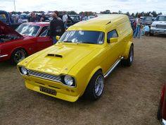 Ford Escort Mk1 Van roof chop Escort Mk1, Ford Escort, Custom Classic Cars, Cool Vans, Vintage Vans, Custom Vans, Car Ford, Camper Van, Trucks