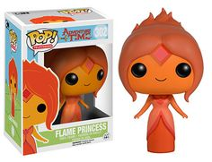 Flame Princess - Adventure Time - Funko Blog   #Funkopop #FlamePrincess #AdventureTime
