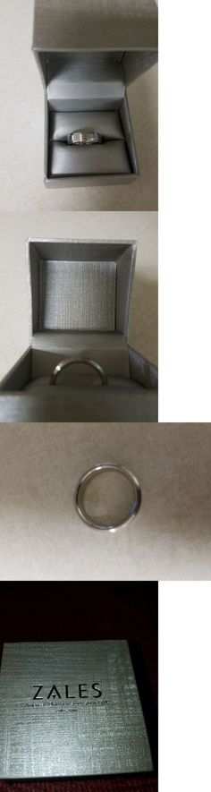 Other Mens Jewelry 177770: New Tungsten 6Mm Wedding Ring~ Mens Size 10 -> BUY IT NOW ONLY: $75 on eBay!