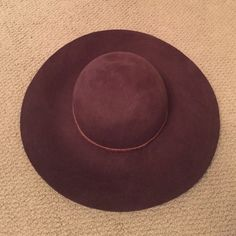 ASOS floppy hat - brown - new in bag ASOS brand new floppy hat ASOS Accessories Hats