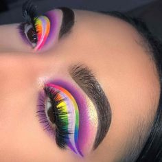 Makeup Eye Looks, Eye Makeup Art, Eyeshadow Looks, Cute Makeup, Eyebrow Makeup, Makeup Inspo, Makeup Inspiration, Eyebrow Pencil, Makeup Ideas