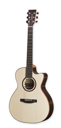 Lakewood guitar