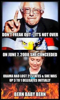 #FeelTheBern #BernieSanders #VoteBernie #Bernie2k16 #polls #caucus #HillaryClinton
