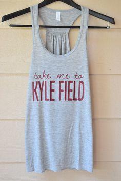 Take me to Kyle Field!
