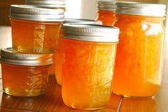 Fantastic peach jam recipe!