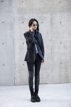 2014 f/w seoul fashion week raon-street asian fashion fashion, korean f Korean Fashion Pastel, Korean Fashion Minimal, Korean Fashion Teen, Korean Fashion Summer Casual, Korean Street Fashion, Asian Fashion, Fall Fashion, Fashion Trends, Fashion 101