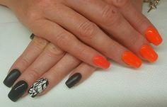 Black is orange