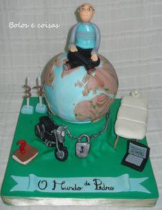 Peter's world ( O mundo de Pedro) - bolosecoisas.blogspot.com or www.facebook.com/bolosecoisas