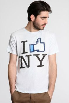 """by Urban Outfitters. """"Like"""" is the new """"Heart"""""""