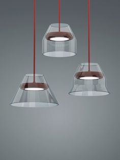 Unique Product Design La Chance Unveiled Two Suspension Lights By French  Designer Guillaume Delvigne At Salone Del Mobile In Hal And Swan.