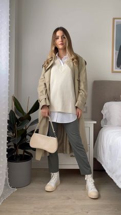 Casual Winter Outfits, Winter Fashion Outfits, Classy Outfits, Stylish Outfits, Fall Outfits, Diy Clothes Life Hacks, Fancy Dress Design, Fashion Videos, Teen