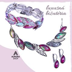 Unikátne kúsky antialergickej bižutérie prepracovanej v detailoch... #bizuteria #antialergickabizuteria #luxusnabizuteria #naramky #nahrdelniky #nausnice Jewelry, Fashion, Moda, Jewlery, Jewerly, Fashion Styles, Schmuck, Jewels, Jewelery