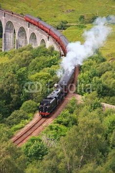 Schottland Hogwart Express | Scotland