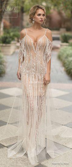 Naama and Anat Wedding Dress Collection 2019 - Dancing Up the Aisle - CHARLESTON #weddingdress #weddingdresses #bridalgown #bridal #bridalgowns #weddinggown #bridetobe #weddings #bride