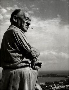 Blaise Cendrars, 1948