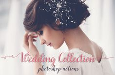 Check out Wedding Photoshop Actions by beArt-presets on Creative Market