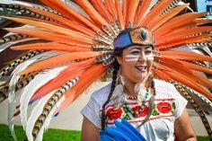 Aztec Dancer by C. Oestreich Photography