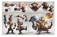 Ratchet and Clank -creature-3