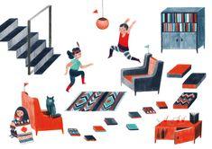 PROJETS DIVERS - Chloé Perarnau / Illustration