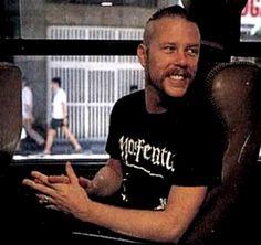 James Hetfield, Hot, and metallica image