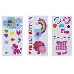 hello kitty wall decals walmart - Google Search