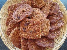 Fotorecept: Škoricové sušienky s ovsenými vločkami bez váženia Low Carb Recipes, Healthy Recipes, Muesli, Healthy Sweets, Great Recipes, Clean Eating, Food And Drink, Yummy Food, Cookies