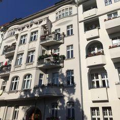 Beautiful houses in Berlin