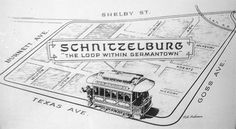 Schnitzelburg was once defined by a trolley loop connecting it with Downtown and beyond.